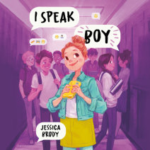 I Speak Boy Cover