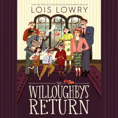 The Willoughbys Return cover