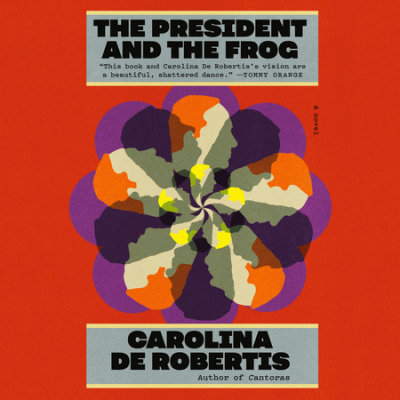 The President and the Frog cover