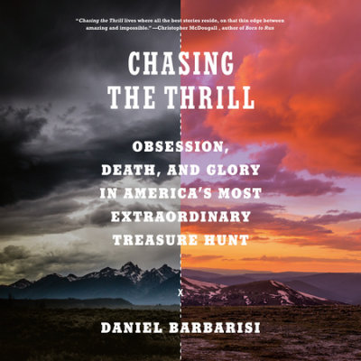 Chasing the Thrill cover