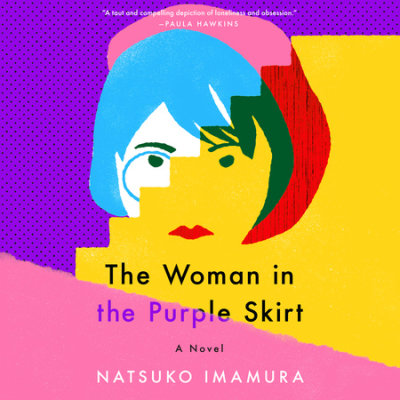 The Woman in the Purple Skirt cover