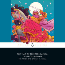 The Tale of Princess Fatima, Warrior Woman Cover