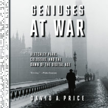 Geniuses at War Cover