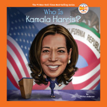 Who Is Kamala Harris? Cover