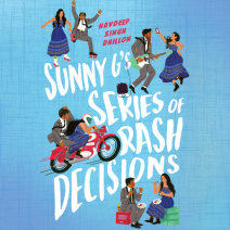 Sunny G's Series of Rash Decisions Cover