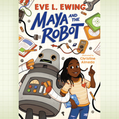 Maya and the Robot cover