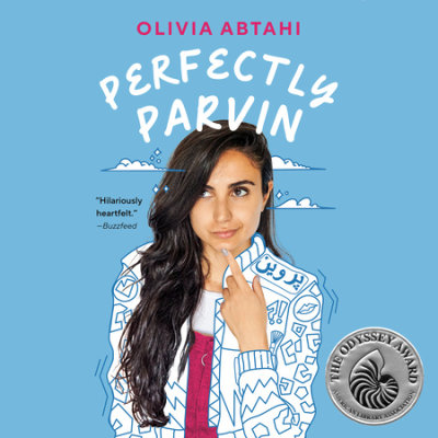 Perfectly Parvin cover