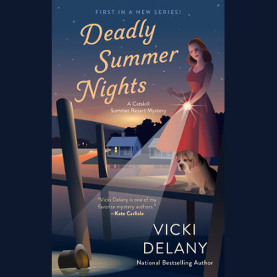 Deadly Summer Nights cover