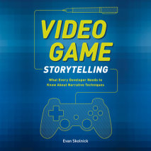 Video Game Storytelling Cover