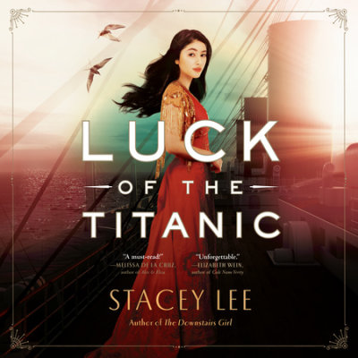 Luck of the Titanic cover