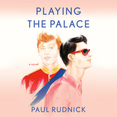 Playing the Palace cover