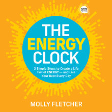 The Energy Clock Cover