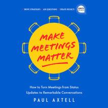 Make Meetings Matter Cover