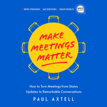 Make Meetings Matter Cover