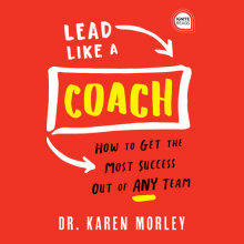 Lead Like a Coach Cover