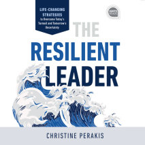 The Resilient Leader Cover