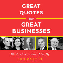 Great Quotes for Great Businesses Cover
