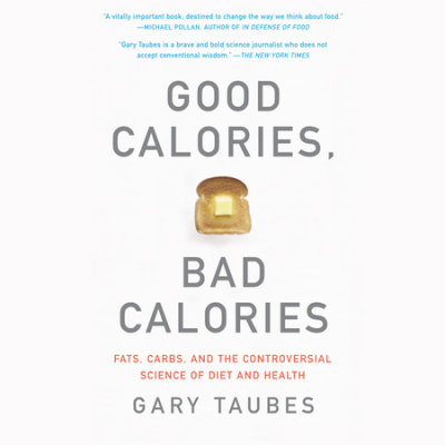 Good Calories, Bad Calories cover