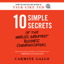 10 Simple Secrets of the World's Greatest Business Communicators Cover