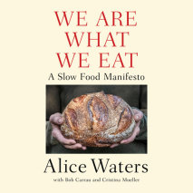 We Are What We Eat Cover