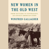 New Women in the Old West cover small