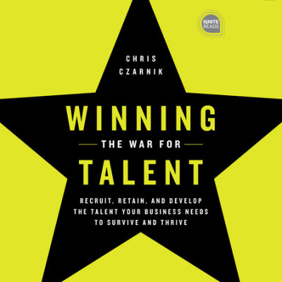Winning the War for Talent cover