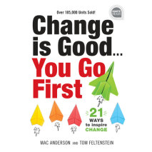 Change is Good... You Go First Cover