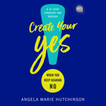 Create Your Yes! Cover