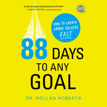 88 Days to Any Goal Cover