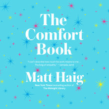 The Comfort Book Cover