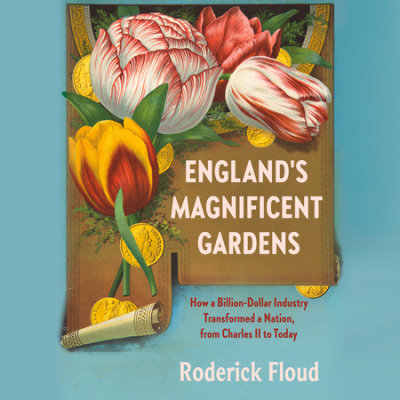 England's Magnificent Gardens cover