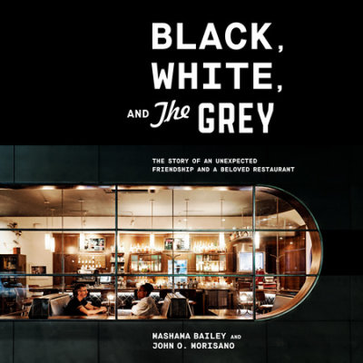 Black, White, and The Grey cover