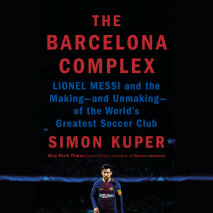 The Barcelona Complex Cover