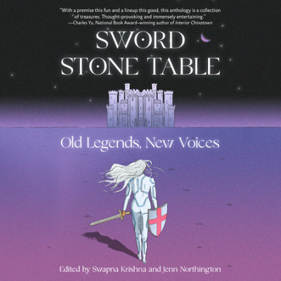 Sword Stone Table cover