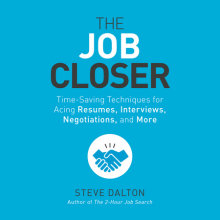 The Job Closer Cover