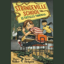 Strangeville School Is Totally Normal Cover