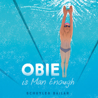 Obie Is Man Enough cover
