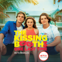 The Kissing Booth #3: One Last Time Cover