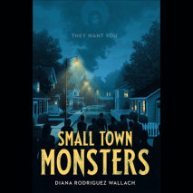 Small Town Monsters Cover