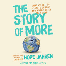The Story of More (Adapted for Young Adults) Cover