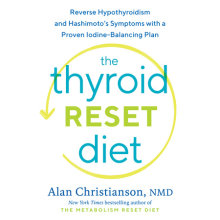 The Thyroid Reset Diet Cover