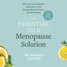 The Essential Oils Menopause Solution Cover