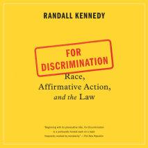 For Discrimination cover big
