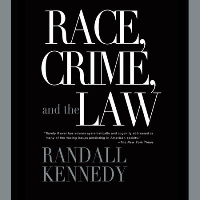 Race, Crime and the Law cover