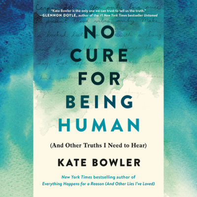 No Cure for Being Human cover