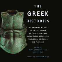 The Greek Histories Cover