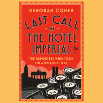 Last Call at the Hotel Imperial Cover