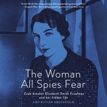 The Woman All Spies Fear Cover