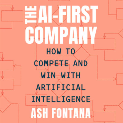 The AI-First Company cover