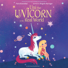 Uni the Unicorn in the Real World Cover